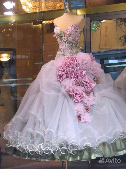 Как сшить красивое свадебное платье 7
