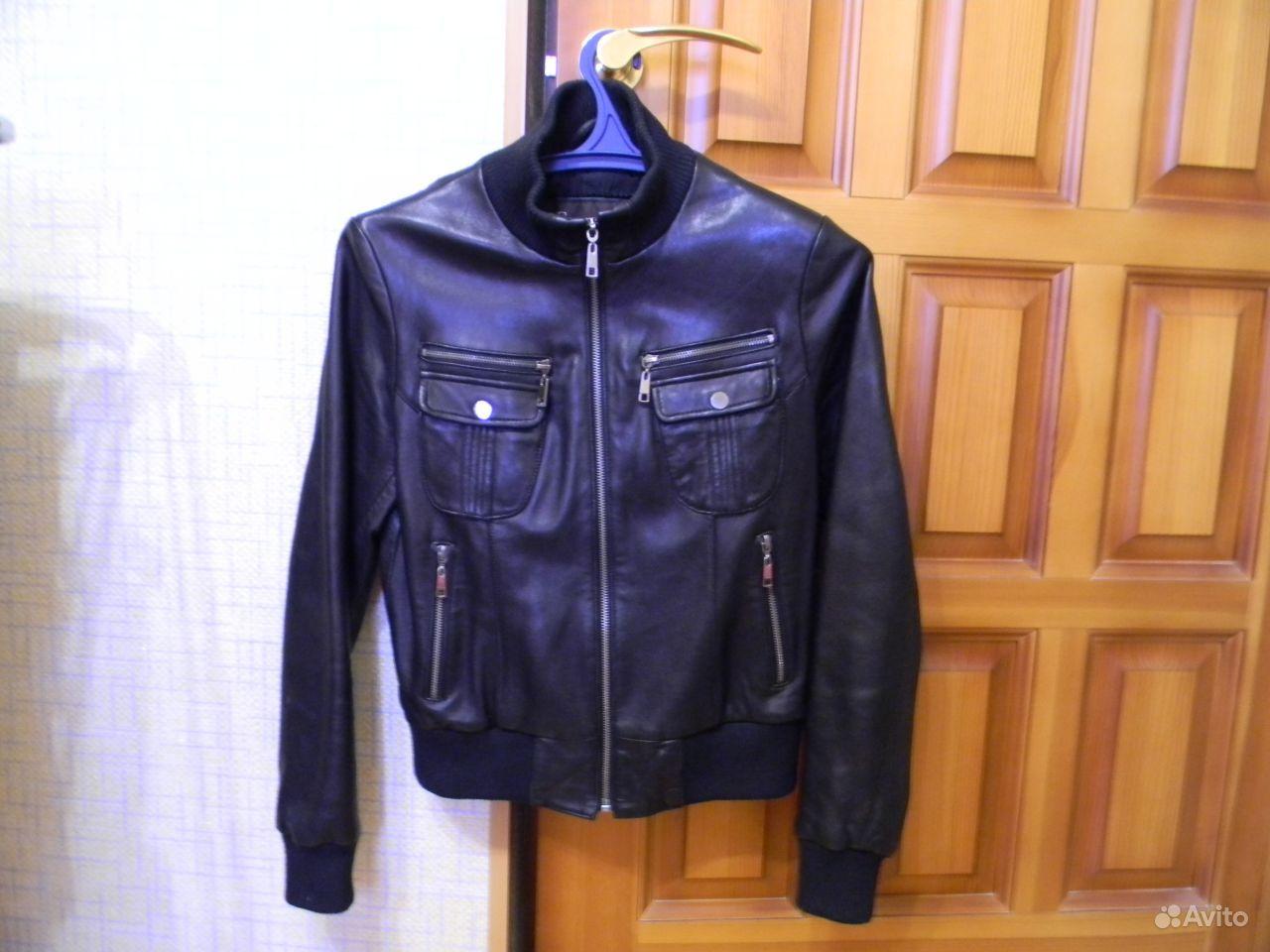 Мужские Кожаные Куртки Купить В Перми