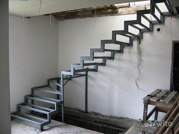 Лестницы стальные. Тульская область,  Тула