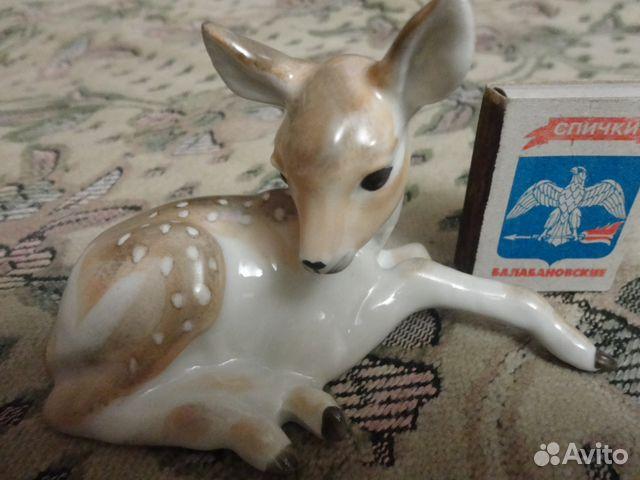 89061656450 Фарфоровая статуэтка