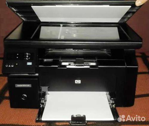Как сканировать Фото с принтера hp laserjet m1132 mfp???