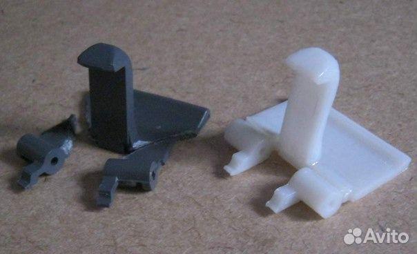 Как сделать пластиковую копию детали из