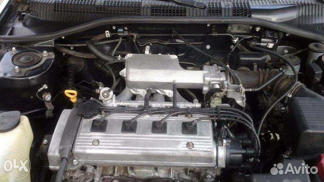 Двигатель на ниссан санни 1.5