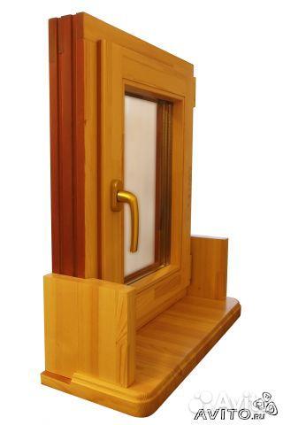 Деревянные евро-окна - Окна и двери - FOSBOR