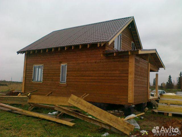 Строительство домов эконом-класса под ключ.