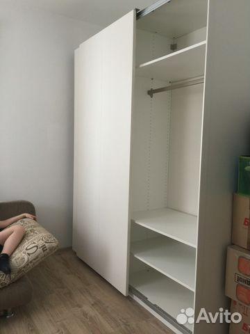 Шкафы для балкона икеа серии пакс