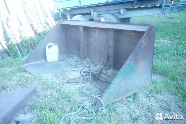 Ковш на навеску т-40