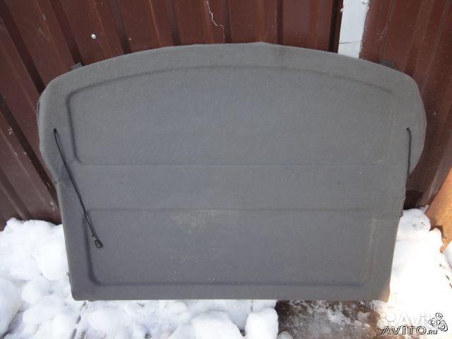 Задняя полка в багажник на мазду 626 gd 1990 своими руками