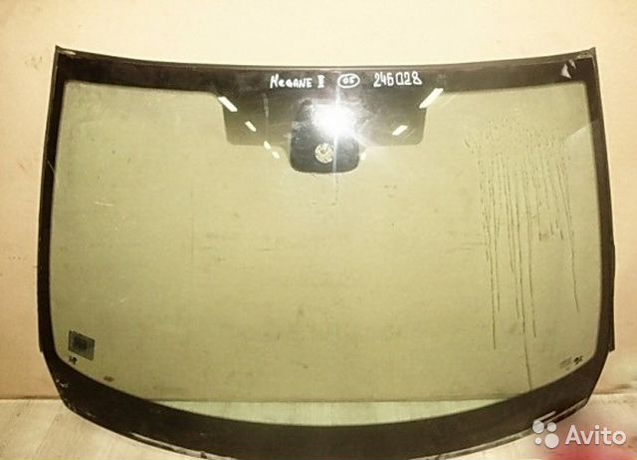 Замена лобового стекла на рено меган 2