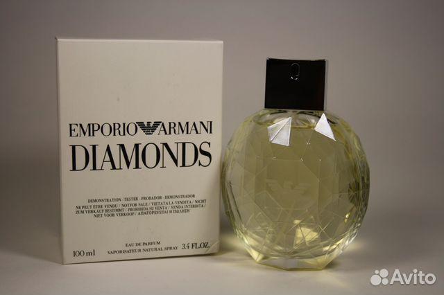 Emporio armani diamonds essence