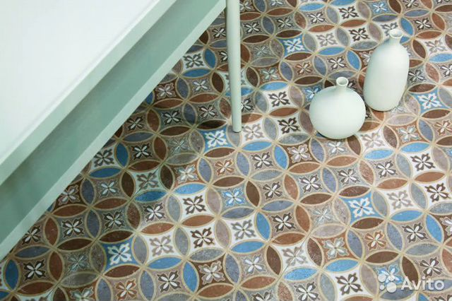 Carrelage pierre bleu leroy merlin devis travaux saint for Le teuff carrelage