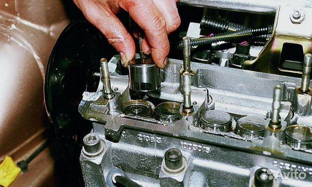 Фото №15 - шум в двигателе ВАЗ 2110