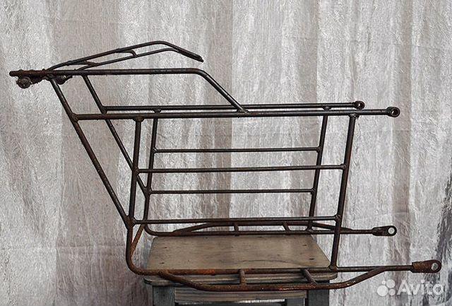 В продаже Багажник на мотоцикл по доступной цене c фотографиями и описанием, продаю в Санкт-Петербург - Багажник на...
