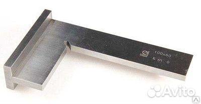 Угольник лекальный плоский тип УЛП ГОСТ 3749-77