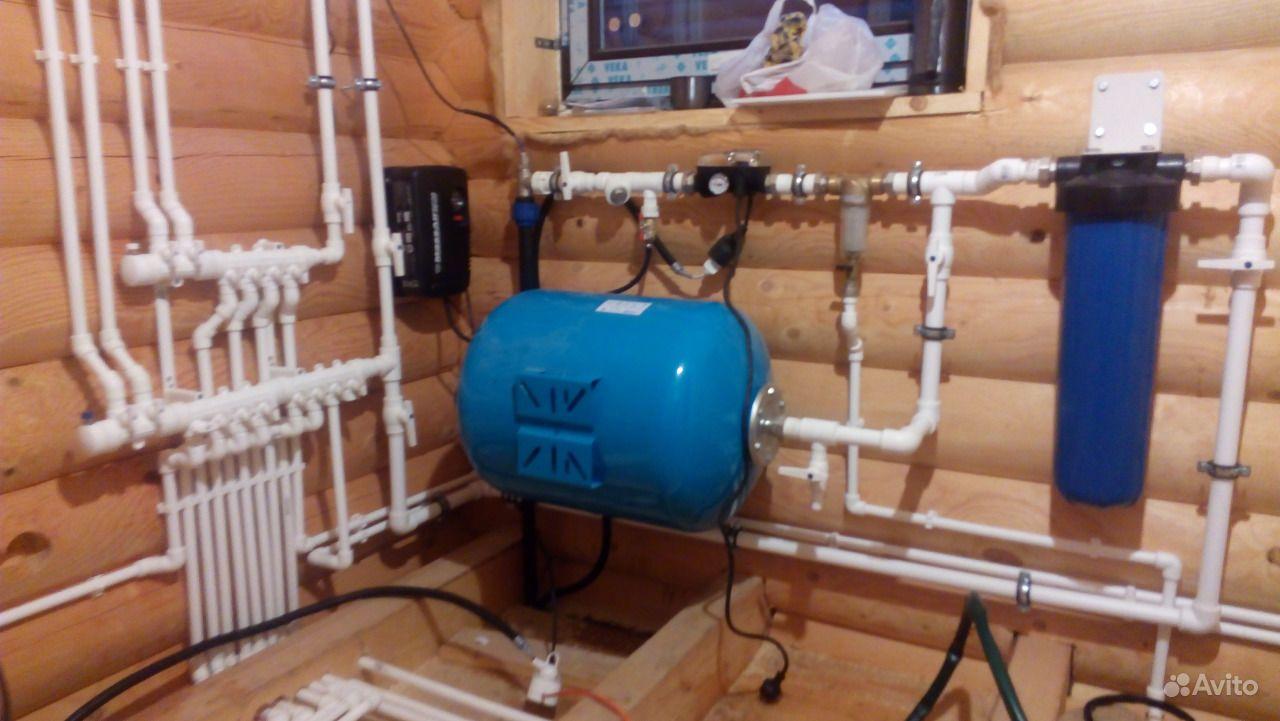 Сделаю Отопление, водоснабжение, канализация купить на Вуёк.ру - фотография № 4