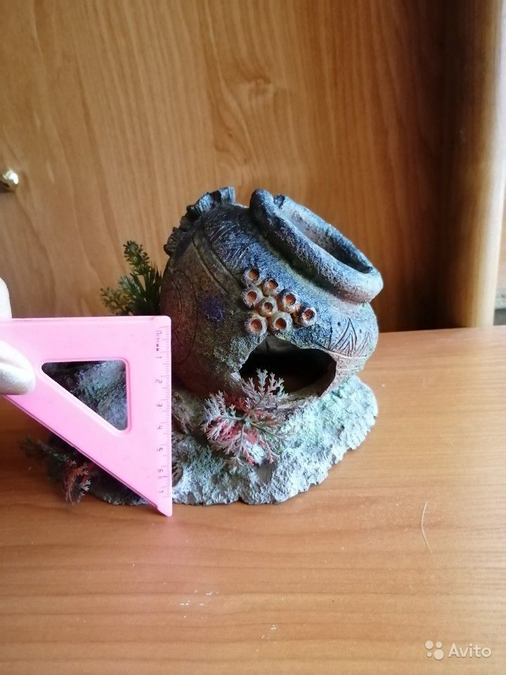 Грот декор для аквариума купить на Зозу.ру - фотография № 2
