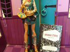 Редкая кукла Monster High Nefera de Nile