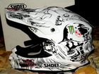 Shoei vfx-w metal mulisha