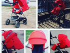 Stokke Scoot V2 + сумка для мамы