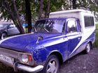 ИЖ 2715 1.5МТ, 1990, фургон, битый
