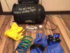 Перчатки для дайвинга Si Tech с комплектом колец