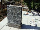 Реставрация памятников из мраморной крошки