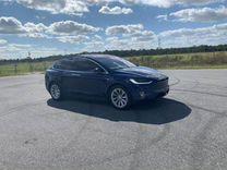 Tesla Model X AT, 2017, 40000км