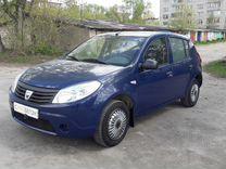 Renault Sandero, 2009 г., Нижний Новгород