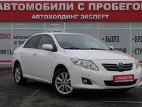Toyota Corolla, 2008 г., Краснодар