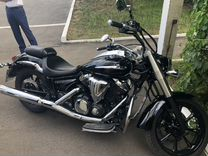 Yamaha XVS 950A Midnight Star