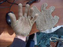 Кальчужные перчатки