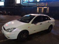 Ford Focus, 2000, с пробегом, цена 98 000 руб. — Автомобили в Муроме
