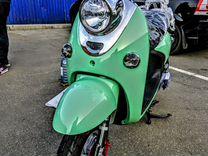 Скутер макси 150 кубов копия vespa 946 honda yamah — Мотоциклы и мототехника в Москве