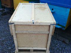 Отводки пчёл на 4 рамки