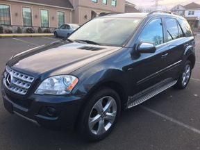 Mercedes Benz ML 350 в разбор