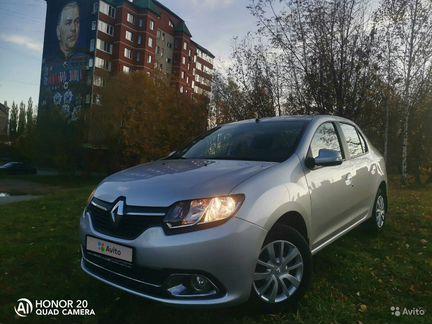 Renault Logan 1.6МТ, 2014, седан объявление продам