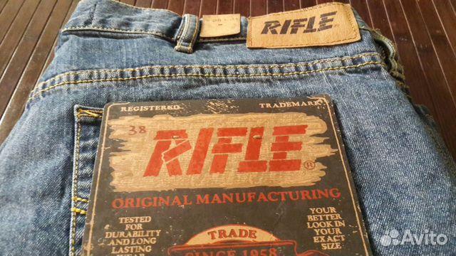 джинсы райфл купить в спб