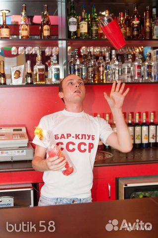 работа в питере бармен правильно носить термобелье