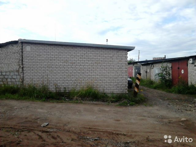 Аренда гаражей - снять теплый гараж в Санкт - Avito ru