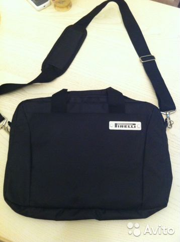 b7a13e5d3263 Сумка для ноутбука Pirelli купить в Самарской области на Avito ...