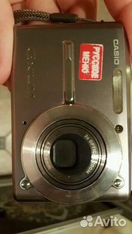 Digital Camera EX-P600 - CASIO