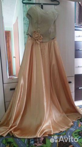 Авито платья выпускные воронеж