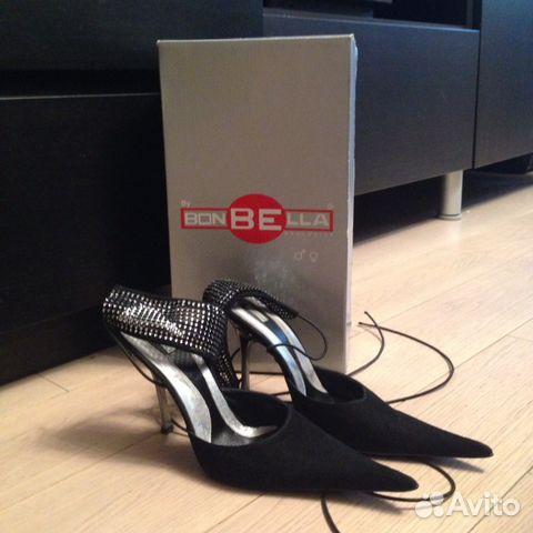 1ed62869 Итальянские туфли фирмы Bonbella купить в Москве на Avito ...