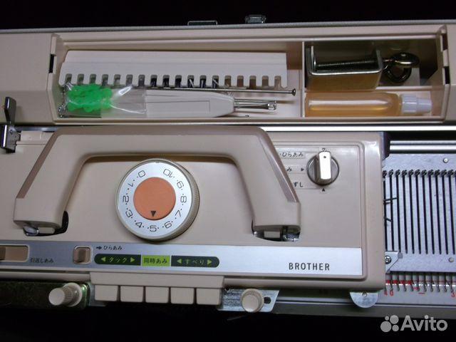 Вязальная машина Бразер brother кн-831 Япония-100