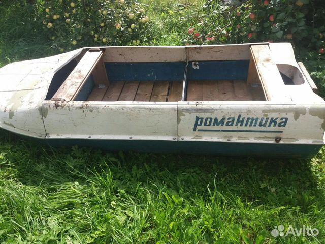 купить лодку бу в твери и обл