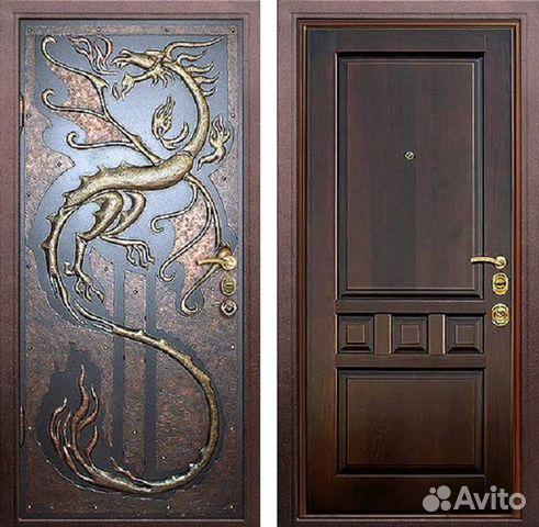 двери входные вип на заказ