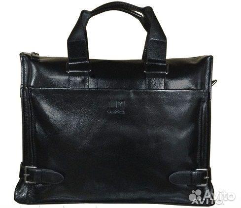 Мужские сумки из натуральной кожи данхилл