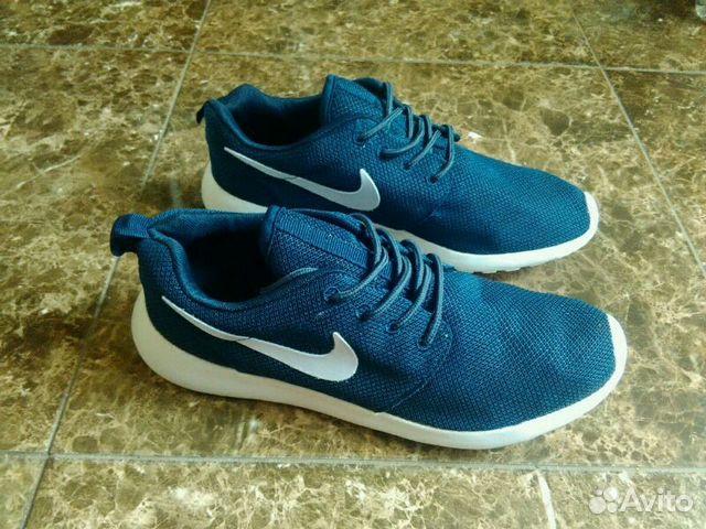 Новые мужские кроссовки Nike Roshe Run 6dea5d4105e