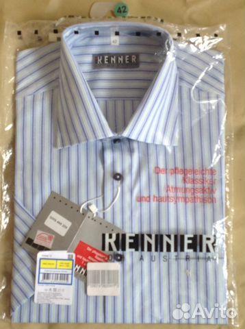 6154161fa051083 Рубашки kenner Австрия короткий рукав - Личные вещи, Одежда, обувь,  аксессуары - Москва - Объявления на сайте Авито