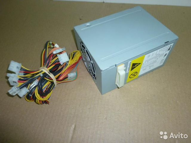 Блок питания IBM AC Bel power supply 24P6819— фотография №1